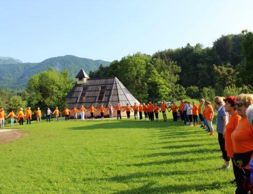 Regijsko srečanje skupin DŠZ v Kamniku in 10. obletnica prve kamniške skupine, 18. 5. 2019