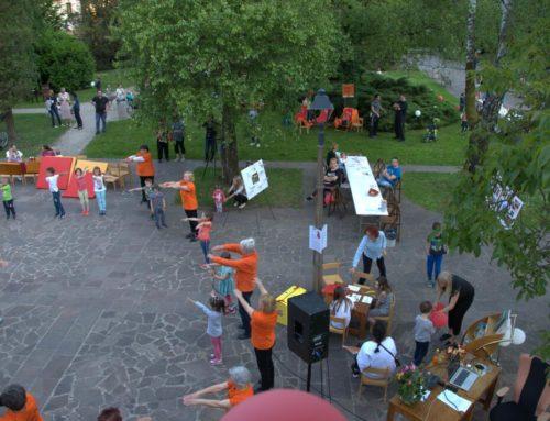 Sodelovanje z Valvasorjevo knjižnico v Krškem, 24. 5. 2019
