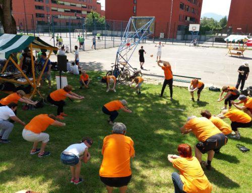 Bili smo del programa 3. športnih iger v ČS Rožnik, 8.6.2019