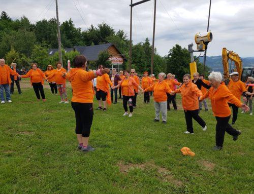 Skupine iz Maribora in okolice so se 1. junija udeležili dveh prireditev na dveh lokacijah