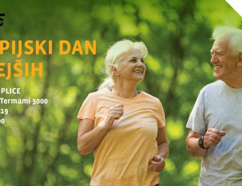 Olimpijski dan starejših, Moravske Toplice, 24. 9. 2019