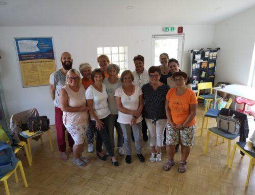 Vodenje skupine in dobra komunikacija – delavnica, LJ, 3. 9. 2019