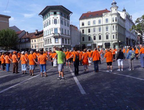 Srečanje članov DŠZ iz Ljubljane in okolice, 11. 9. 2019