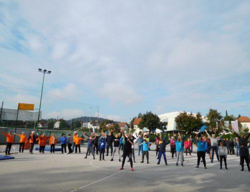 Bili smo na 1. Festivalu športa in rekreacije starejših – LJ, 5. 10. 2019