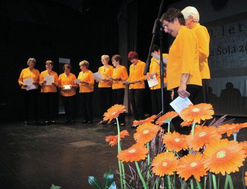 Prireditev ob 10. obletnici Društva Šola zdravja – Domžale, 23.10.2019