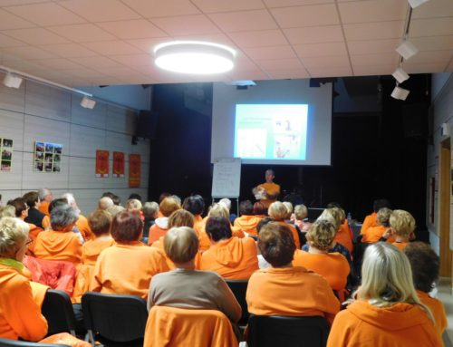 Interno usposabljanje za vaditelje – Šmarješke Toplice, 8.10.2019