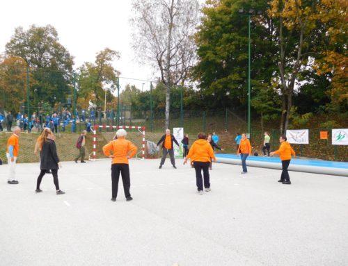 Festival športa in rekreacije starejših v Ljubljani – 5. 10. 2019