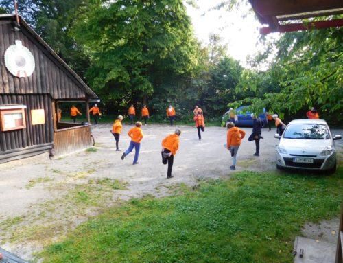 Regijski posvet in srečanje s skupinami v Ivančni Gorici, 6. 6. 2020